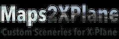 Maps2XPlane_Logo_240x80