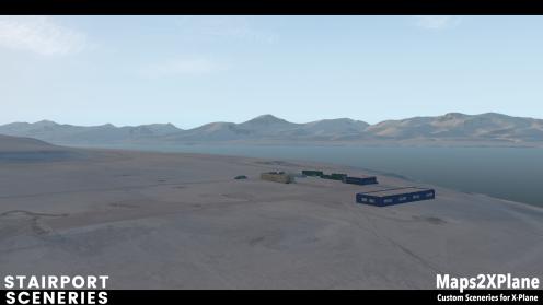 Barentsburg Heliport (ENBA)
