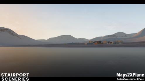 Pyramiden Heliport (ENPY)