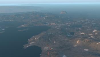Antarctic Maps for X-Plane 11 – Maps2XPlane
