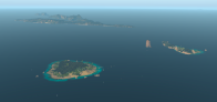 Phi Phi Islands [custom mesh]