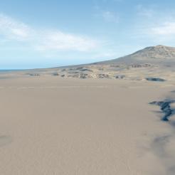 Ross Island - Mount Erebus