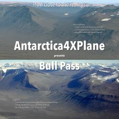 Antarctica4XPlane - Bull Pass