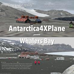 Antarctica4XPlane - Whalers Bay