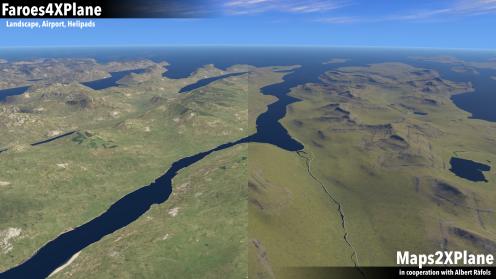 Faroes4XPlane_Progress_09