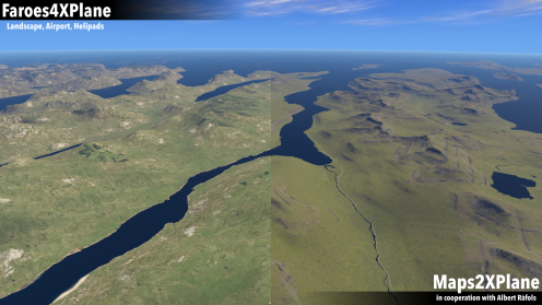 Faroes4XPlane_Progress_09