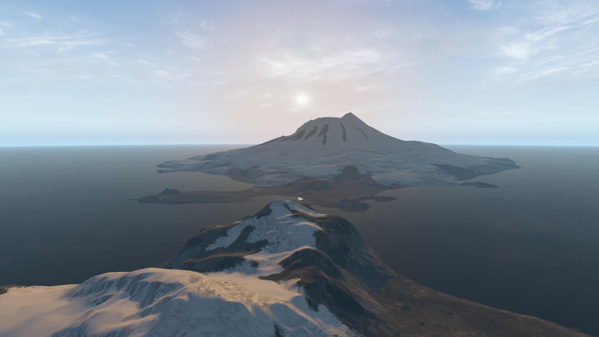 MCDONALD MCDONALD ISLAND