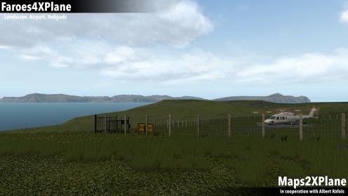 Faroes4XPlane_Beta2_EKSR_1