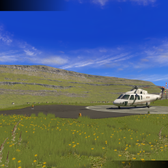 Faroes4XPlane_Progress_14